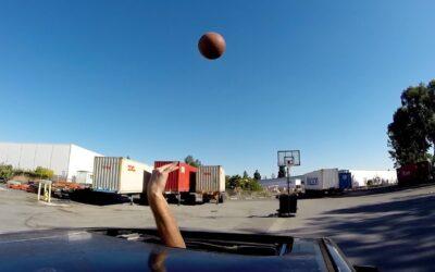 GoPro: Moonroof Trick Shot – Basketball
