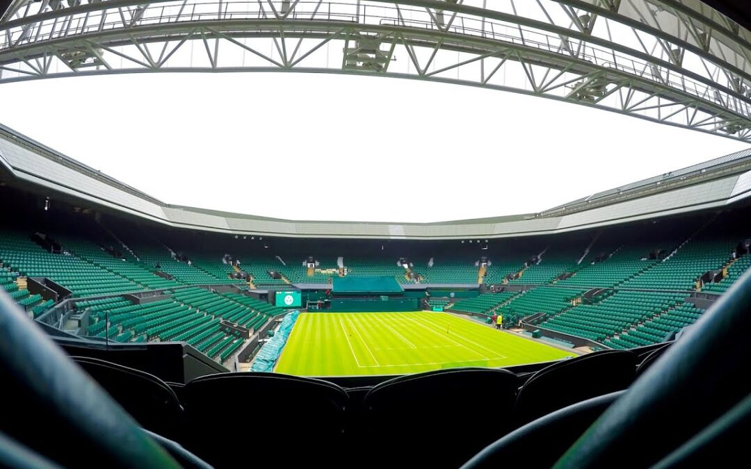 GoPro x Wimbledon: The Wimbledon Experience with the Bryan Brothers