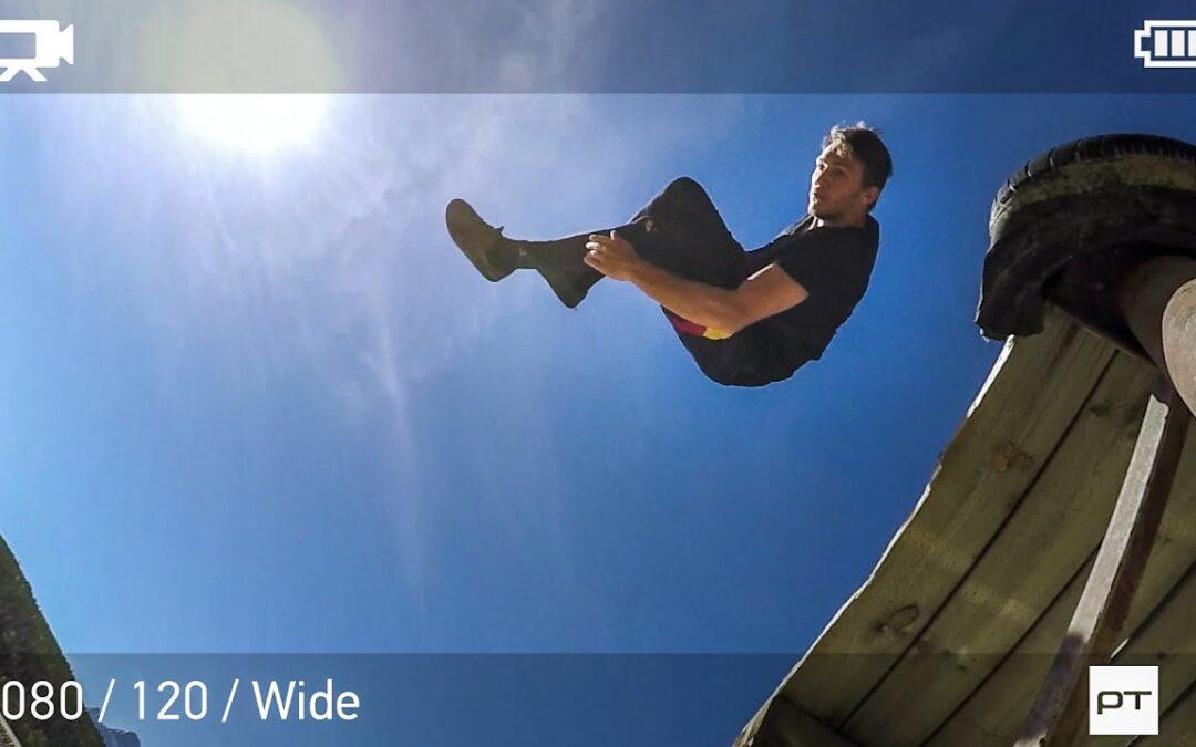 GoPro: Shooting Freerunning with Jason Paul