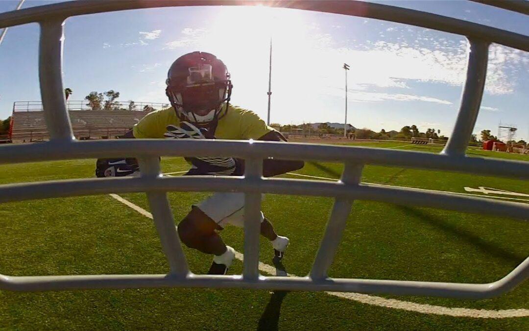 GoPro:  Training Day with Brandon Lloyd