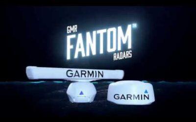 Introducing Garmin GMR Fantom Radars with MotionScope technology