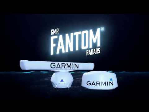 Introducing Garmin GMR Fantom Radars with MotionScope technology