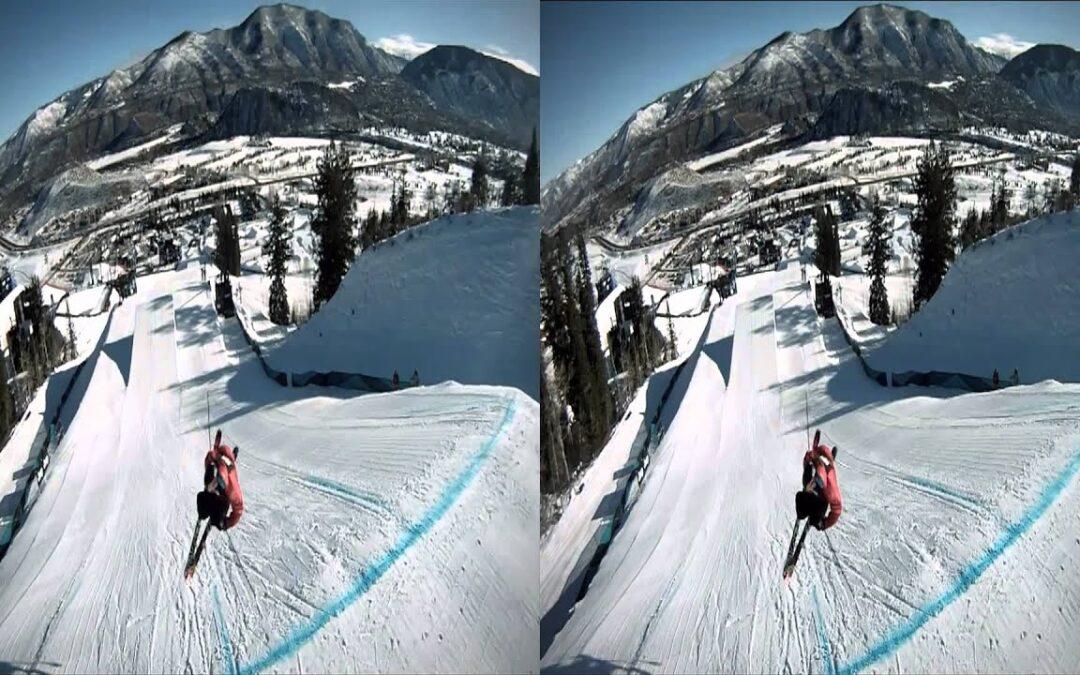 GoPro 3D: Winter X Games 2011 Highlights