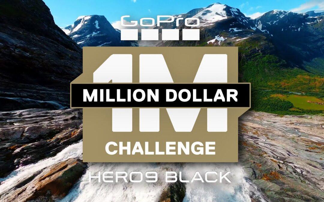 GoPro Awards: Submit to Million Dollar Challenge | HERO9 Black