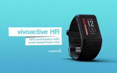 vivoactive HR with Wrist-based Heart Rate