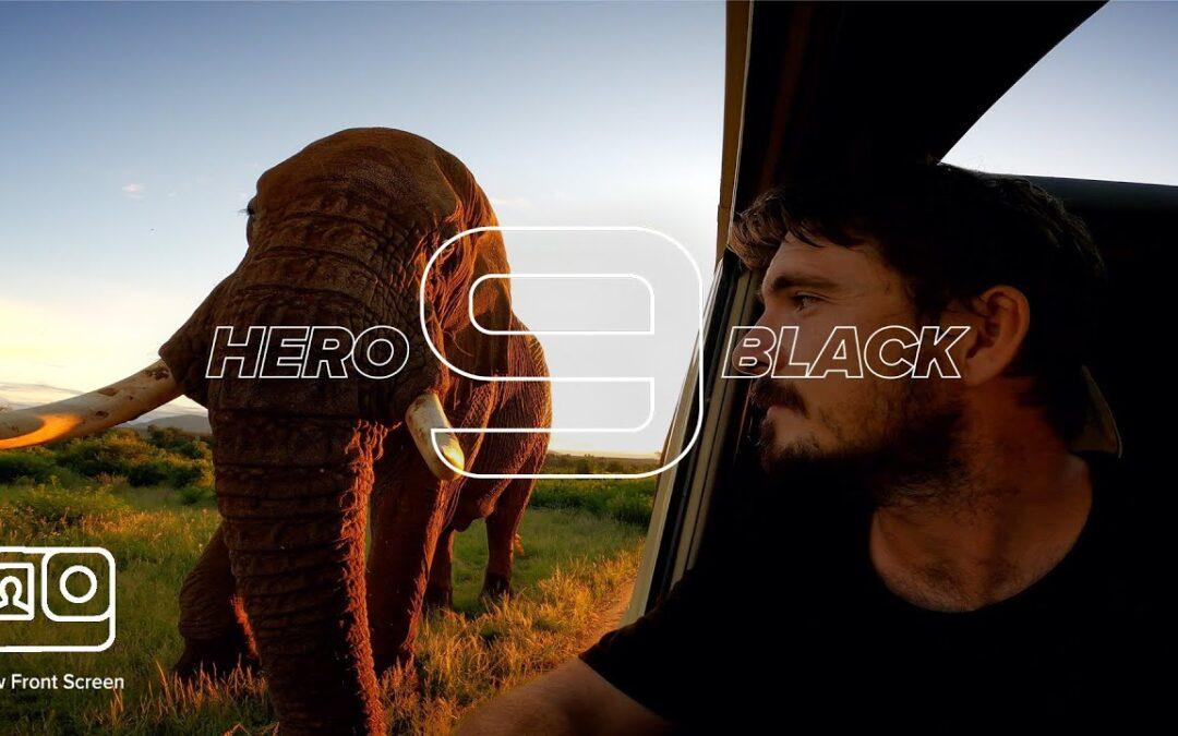 GoPro: HERO9 Black | New Front Screen