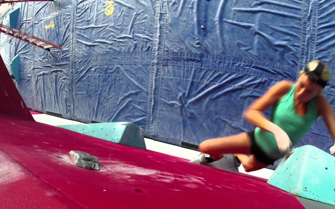 GoPro: Bouldering with Sierra Blair-Coyle – GoPro Mountain Games 2014