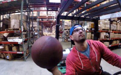 GoPro: Warehouse Trick Shot – Basketball