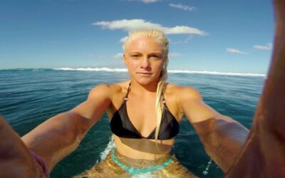 GoPro: Tatiana's Winning Wave – GoPro Challenge Fiji