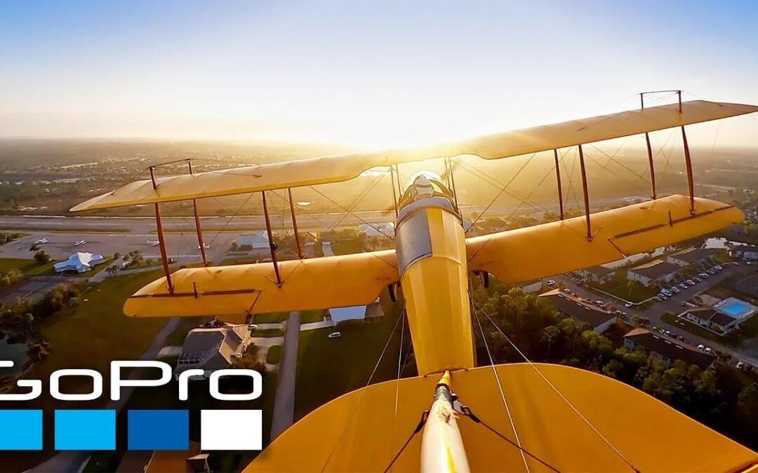 GoPro Awards: Scenic Sunrise Flight with MAX