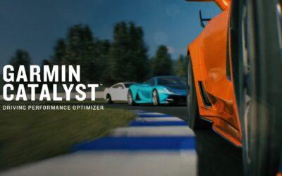 Garmin Catalyst: Introducing the Driving Performance Optimizer