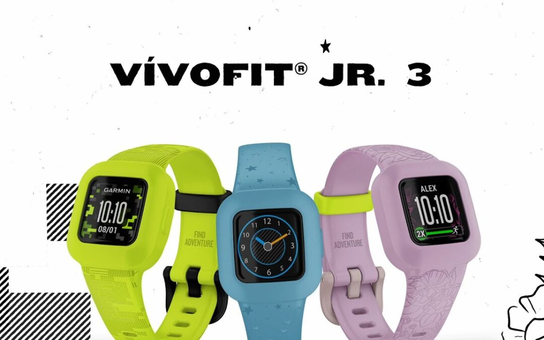 Garmin: vívofit jr. 3 – Check Out Our Kids Fitness Trackers