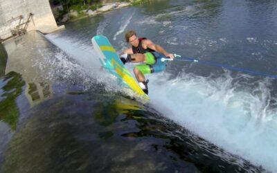 GoPro: Urban Wakeboarding With Collin Harrington