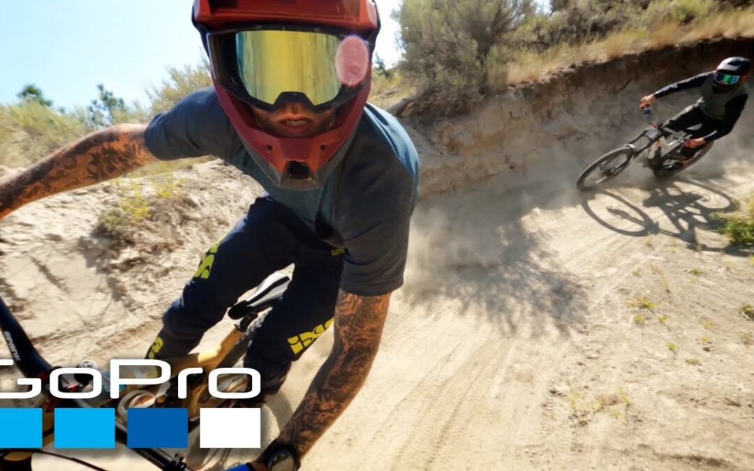 GoPro HERO9: Geoff Gulevich's MTB Trail Party