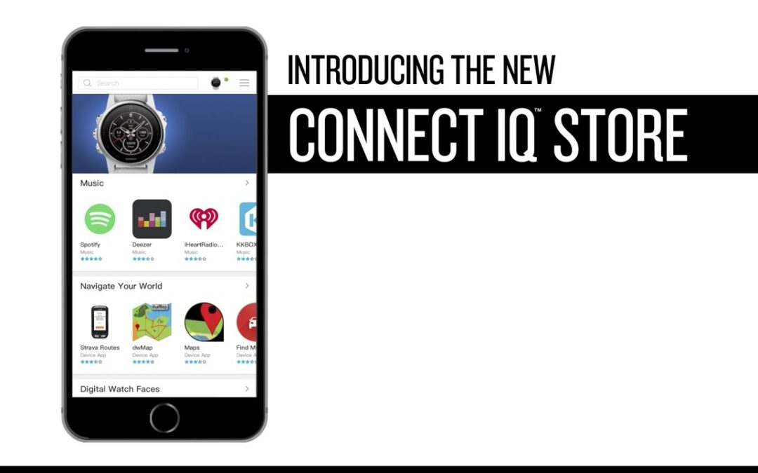 Introducing the New Connect IQ Store