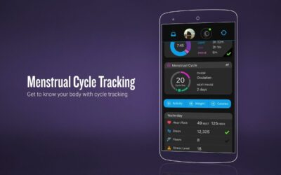 Garmin Connect: Tracking Your Menstrual Cycle