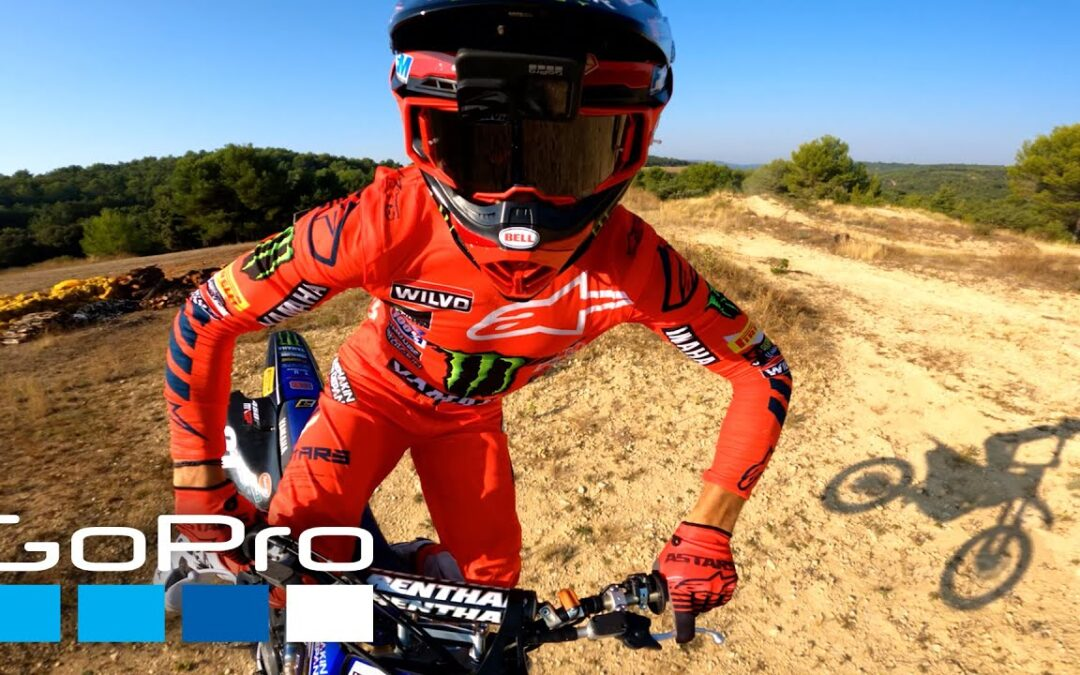 GoPro: A Training Day with Gautier Paulin