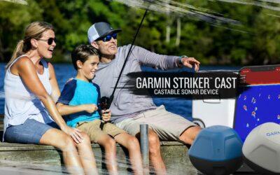 STRIKER™ Cast by Garmin: Castable Sonar Device