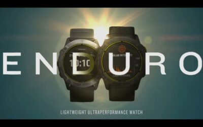 Garmin Enduro: You'll Wear Out Before Your Watch Does