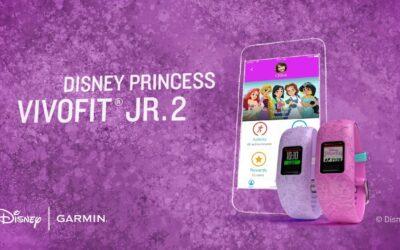 Disney Princess vívofit jr. 2 Kids Fitness Tracker