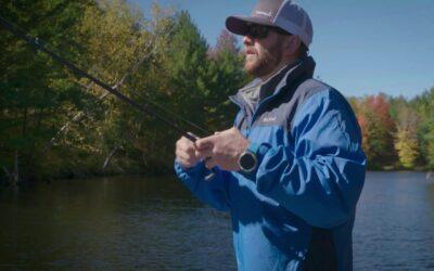 Garmin ECHOMAP Ultra series: Better fishing comes built in.