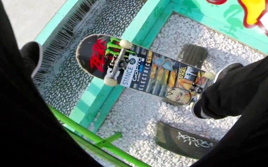 GoPro: Skate Street With Chris Cole and Friends – 2014 Summer X Games Austin