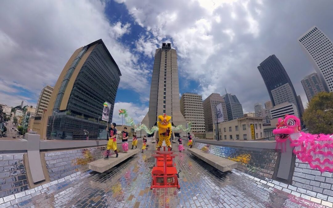 GoPro VR: Chinese Lion Dance