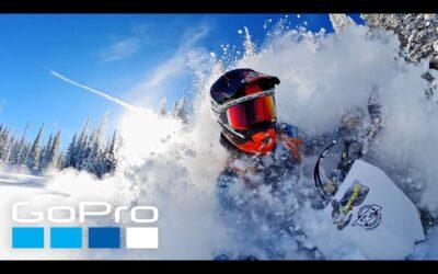 GoPro Awards: Backcountry Snow Biking in Colorado