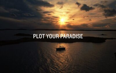 Garmin: Plot Your Paradise with the GPSMAP X3 Series Chartplotters