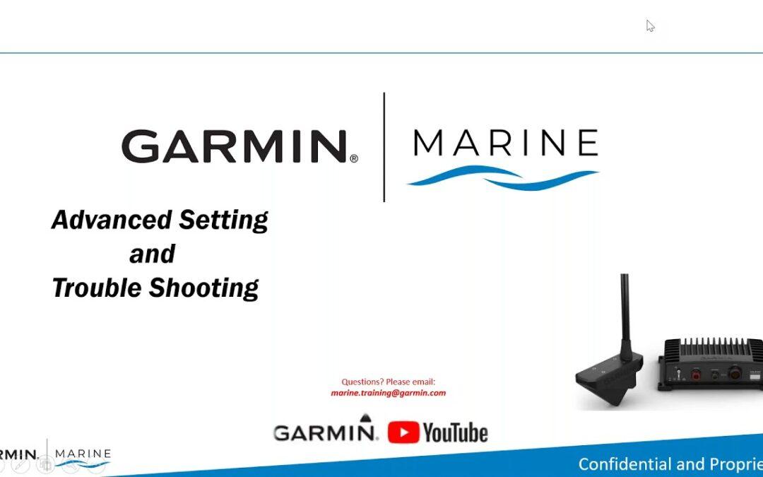 Garmin Marine Webinars: Panoptix LiveScope Advanced Settings and Troubleshooting
