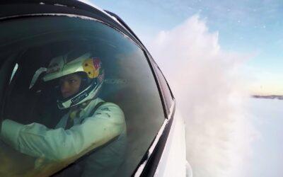 GoPro: Mattias Ekström – Snow drift