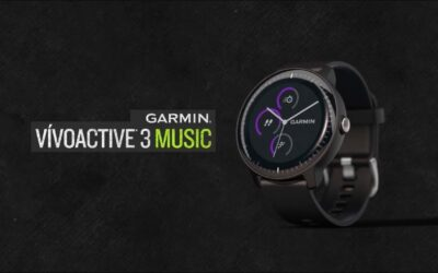 Garmin vívoactive 3 Music: Your Songs on Your Wrist