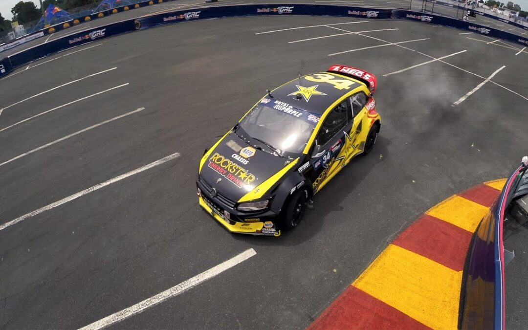 GoPro: Global Rallycross With Tanner Foust – New York