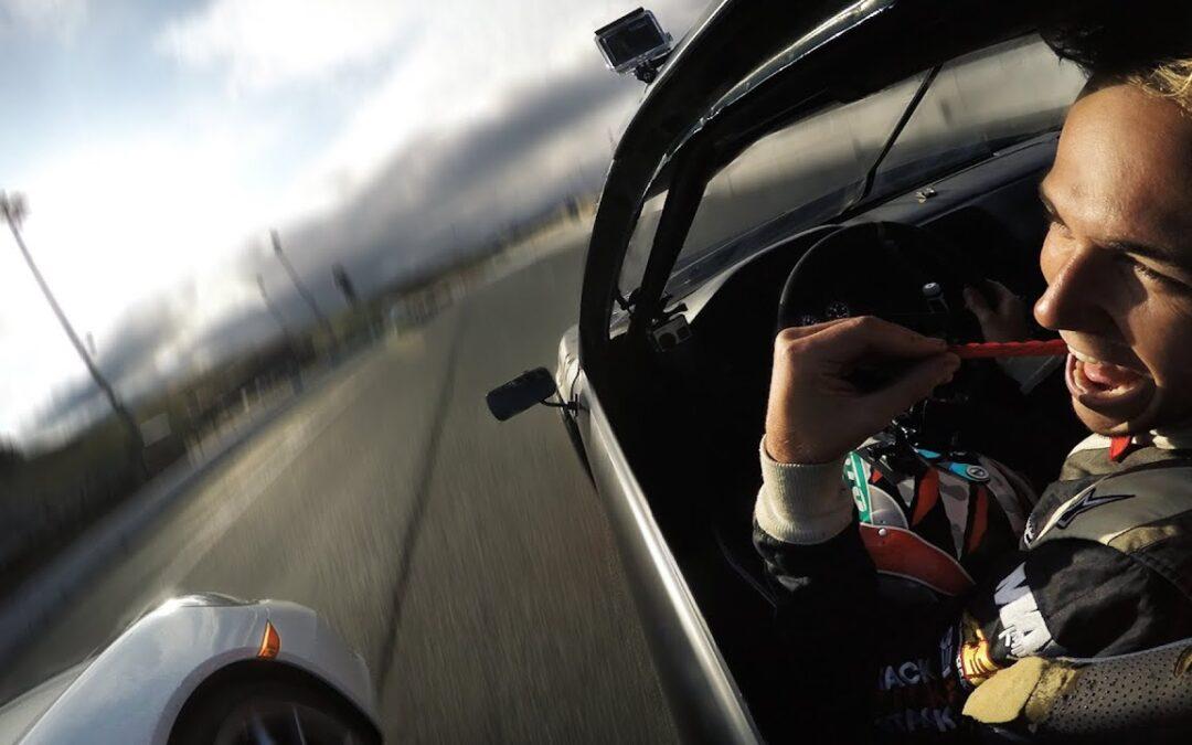 GoPro: Matt Powers 360 Drift at Sonoma Raceway