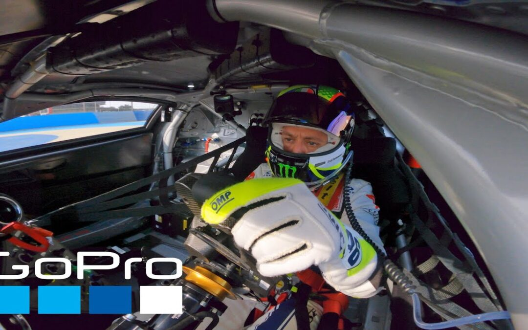 GoPro: Valentino Rossi Races the Gulf 12 Hours Bahrain