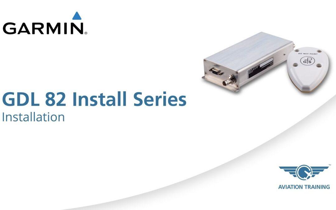 Garmin GDL 82 Install Series – Installation
