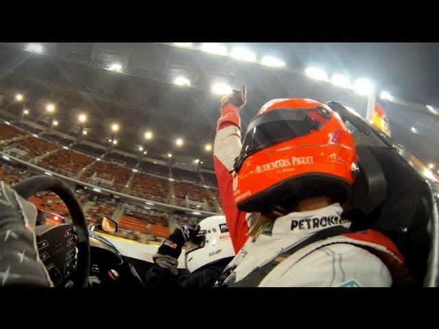 GoPro: Race of Champions 2012 – Bangkok, Thailand