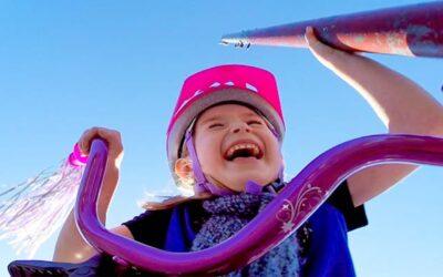 GoPro: Summer Rides a Bike