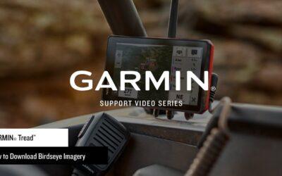 Support: Downloading BirdsEye to a Garmin Tread™