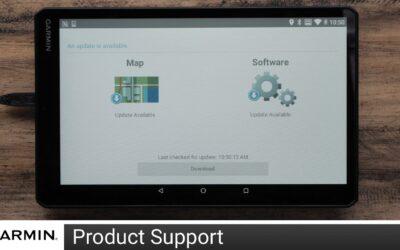 Support: Wi-Fi® Updates on a dēzl™ OTR800 / OTR1000