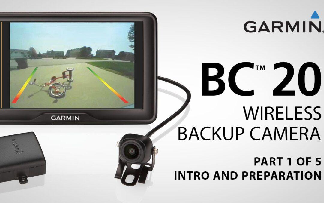 Garmin BC 20: Part 1 – Installing Your Wireless Backup Camera