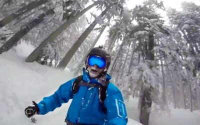 GoPro HD: Mike Douglas Powder – TV Commercial – You in HD