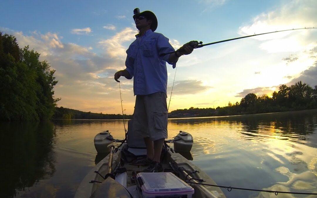GoPro: Bass Fishing
