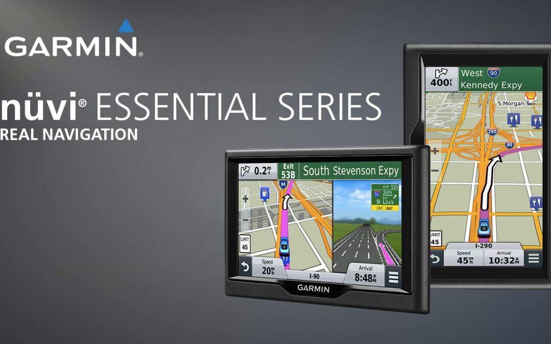 Garmin 2015 nüvi®: The Essential Series: Dedicated Driving Navigation