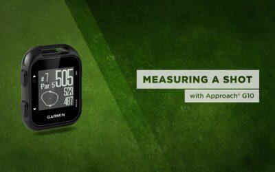Approach G10 – Measuring A Shot