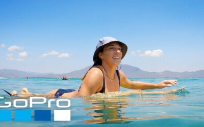 GoPro: The Electric Acid Surfboard Test with Mason and Coco Ho