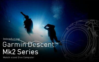 Garmin Diving Webinar: Get to Know the Garmin Descent™ MK2 Series