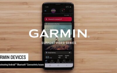 Support: Troubleshooting Android™ Bluetooth® Connectivity Issues with a Garmin Watch
