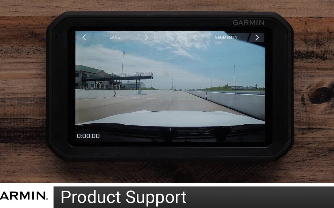 Support: Reviewing Video on Garmin Catalyst