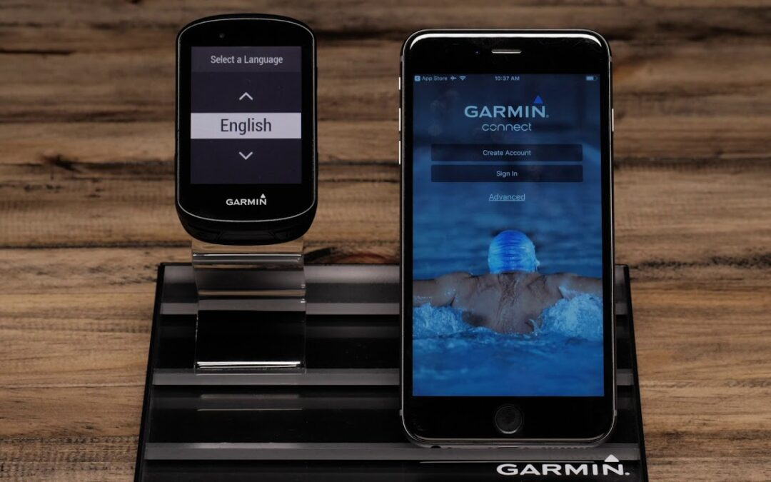 Support: Pairing an Edge® 530 with the Garmin Connect™ App (Apple)